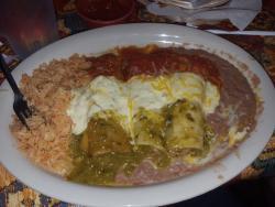 El Manna Tex-Mex Restaurant