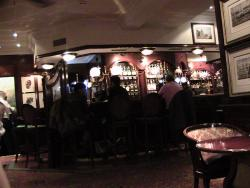Thomas Francis Meagher Bar at the Granville Hotel