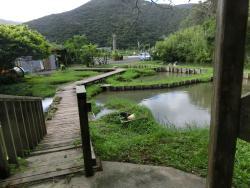 Homba Amami Oshima Tsumugi Dorozome Park