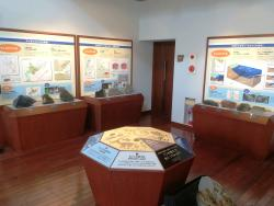 Shirataki Geopark Visitor Center