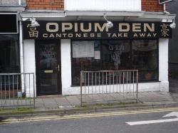 Opium Den Take Away