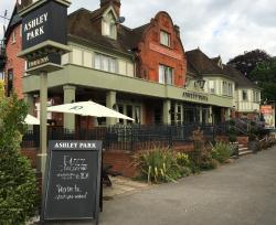 The Ashley Park Ember Inn Restaurant