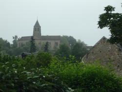 Eglise Saint Clair du 13eme Siecle
