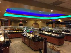 Hibachi Buffet and Sushi