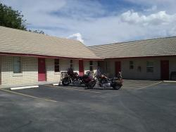 Biker Friendly, clean and easy to find. Helpful owner/operator, at a very good price.