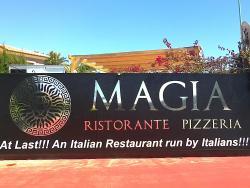 Magia Ristorante, Pizzeria & Tartufo