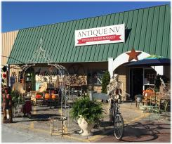 Antique NV Vintage Home Market