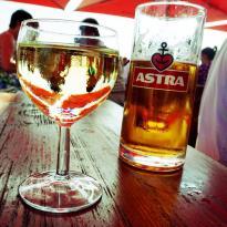 Astra-Biergarten