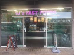 Tj's Fast Food