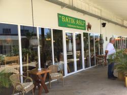 Batik Asli Indonesian restaurant