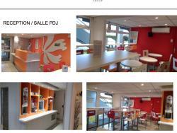 Salle Petits-Déjeuners et Réception