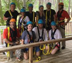Charleston Zip Line Adventures