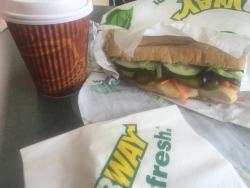 Subway Mitcham
