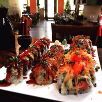 Shiki thai and sushi