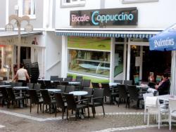 Eis Cafe Cappuccino
