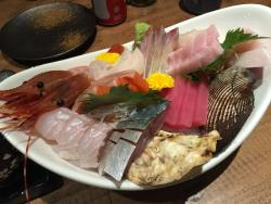 Good Japanese Fare, with easy parking nearby