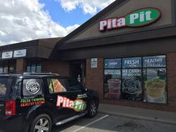Pita Pit- Fruitland