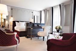 Deluxe Junior Suite - La Réserve Paris