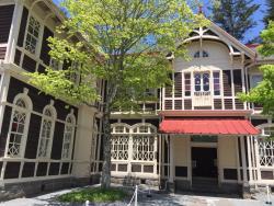 Formerly Mikasa Hotel