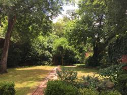 Isaac Taylor Garden