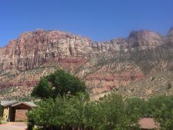 Great stay near Zion N. P.
