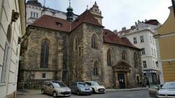 Kostel Svatého Martina Ve Zdi
