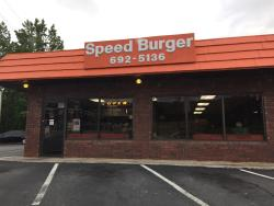‪Speedburger Drive-In‬