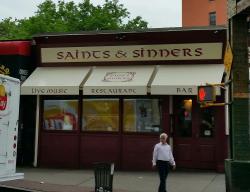 Saints & Sinners Woodside NY