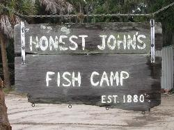 Honest John's Fish Camp