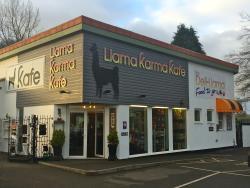 Llama Karma Kafe