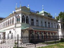 House of Merchants Agafurovy