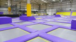 ‪Gravity Force Trampoline Park Basildon‬