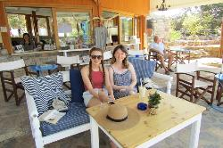 Elounda Island Villas Art Cafe