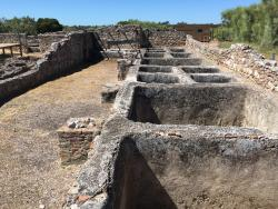 Ruínas Romanas de Tróia