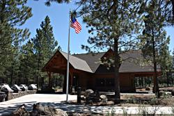 Cascade Lakes Welcome Station
