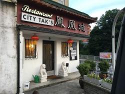 City Tak's China Restaurant
