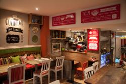 Cafe E Bistro Santa Satisfacao