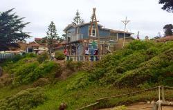 パブロ・ネルーダの邸宅
