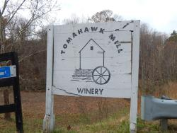 Tomahawk Mill Vineyard and Winery