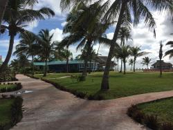 Great resort experience with beautiful surroundings