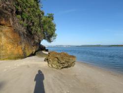 Barra do Paraguacu Beach