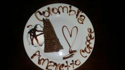 Amaretto Coffee