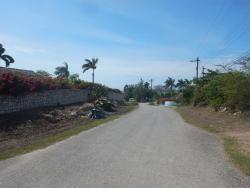 Road from Castaway to Beach