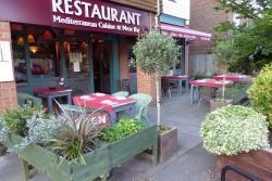 Lingfield Konak restaurant