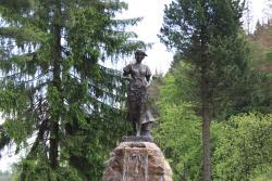 Zabytkowy Park Przygód i Pomnik Źródeł Wisły