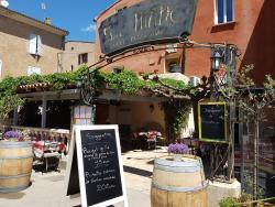 Restaurant Le Saint Marc