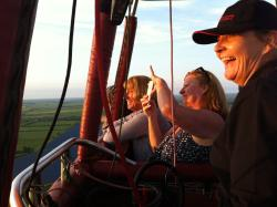 Virgin Balloon Flights - Nottingham Racecourse