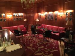 Krug Bar at Hotel Ritz