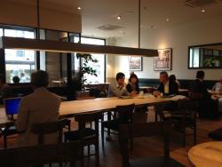 Excelsior Caffe, Honatsugi Station
