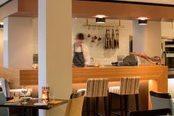 Openkeuken Brasserie DenK